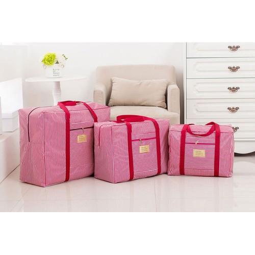 Túi vải gấp gọn để quần áo, đồ đạc xách tay - 11513319 , 17407069 , 15_17407069 , 190000 , Tui-vai-gap-gon-de-quan-ao-do-dac-xach-tay-15_17407069 , sendo.vn , Túi vải gấp gọn để quần áo, đồ đạc xách tay