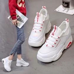 Giày sneaker độn đế hàng order