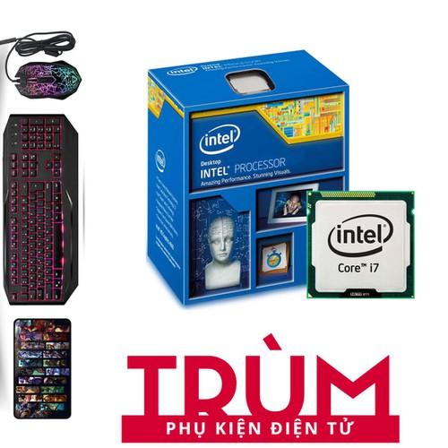 Bộ vi xử lý Intel CPU Core I7 4770S 4 lõi - 8 Luồng + Quà Tặng VIP