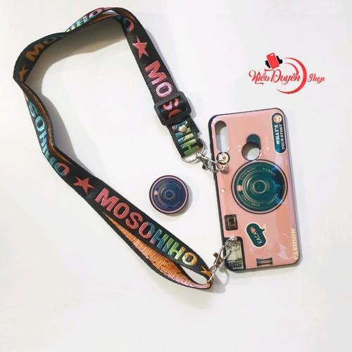 Ốp lưng Asus Zenfone Max Pro M2,ốp lưng hình máy ảnh kèm giá đỡ và dây đeo ngang - 11416373 , 17398915 , 15_17398915 , 90000 , Op-lung-Asus-Zenfone-Max-Pro-M2op-lung-hinh-may-anh-kem-gia-do-va-day-deo-ngang-15_17398915 , sendo.vn , Ốp lưng Asus Zenfone Max Pro M2,ốp lưng hình máy ảnh kèm giá đỡ và dây đeo ngang