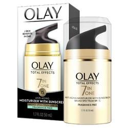 Kem dưỡng 7 tác động OLAY 7in1 SPF15 - không mùi
