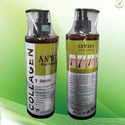 Dầu gội kích thích mọc tóc ANWANY Collagen B
