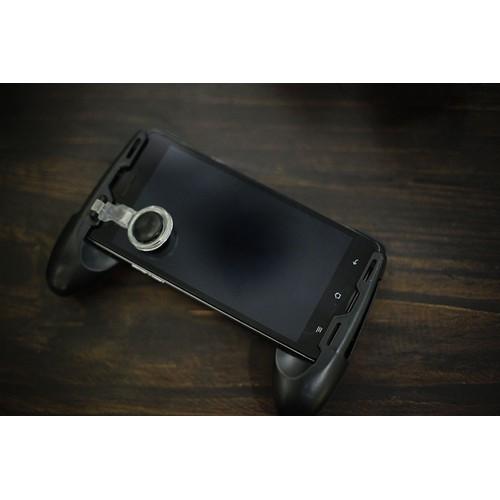 Tay cầm game chơi tất cả game điện thoại thao tác cực nhanh
