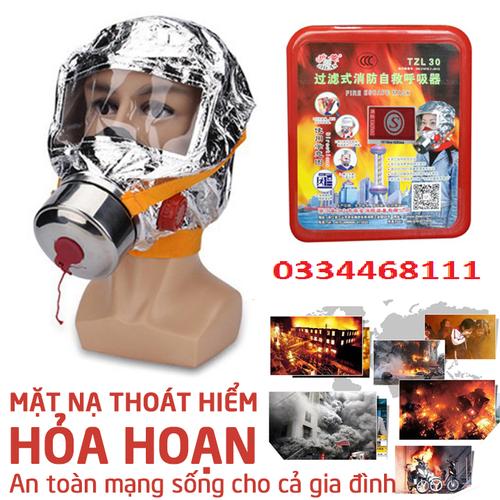 Mặt nạ chống khí độc mặt nạ chống khói độc- XYDN3444