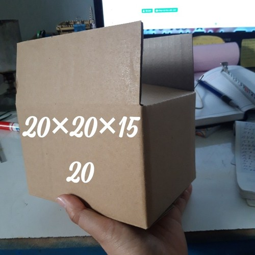 20 hộp 20x20x15 cm