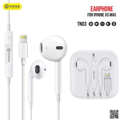 Tai Nghe Bluetooth Titan TN03 Chân Linghting