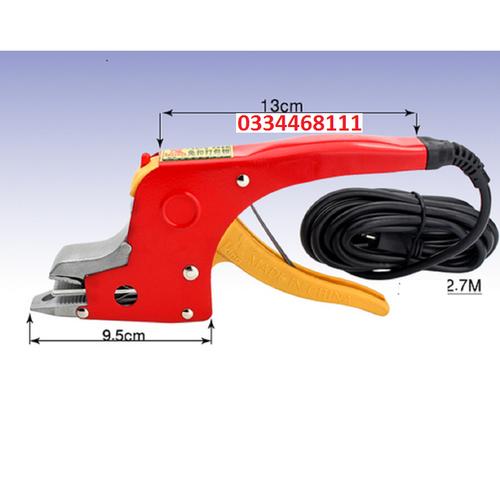 máy kẹp nhiệt dây đai- KTDN2571