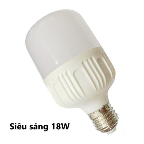 Bóng led Bulb 18W chống ẩm Điện Quang - Ánh sáng trắng - ĐIỆN VIỆT UY TÍN