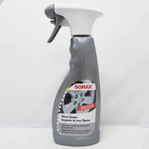 Vệ sinh mâm vành xe cao cấp Sonax Wheel Cleaner 500ml