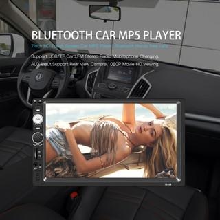 Màn hình cảm ứng cho ô tô 7010B - MP5 Player 7inch HD - Màn hình 7010B ko cam lùi thumbnail