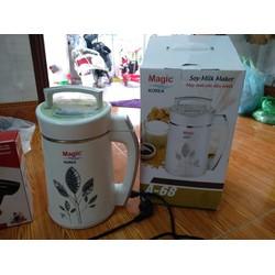 Máy làm sữa đậu nành Magic Korea A68 - Hàng Chính Hãng - Bảo hành 12 tháng