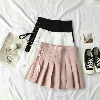 Chân váy xếp ly tennis nữ - hhz thumbnail