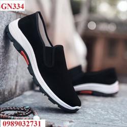 Giày Nam Giày Lười Nam Hàn Quốc - GN334
