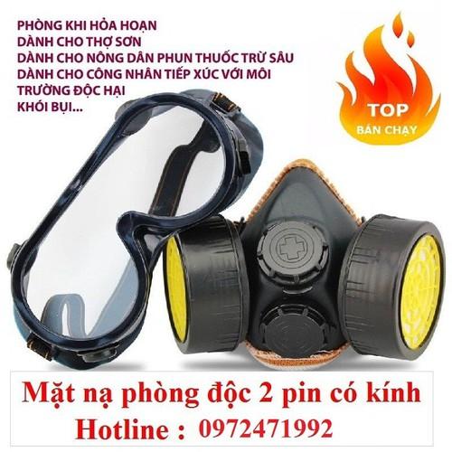 Mặt nạ phòng độc, Phòng khói- KBMM8972