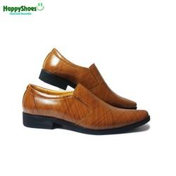 Giày Tây Nam Da Bò Thật HappyShoes HS26