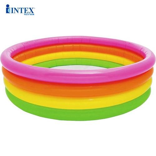 Bể bơi phao cầu vồng 4 tầng 1m68 INTEX 56441 - 11143153 , 17418673 , 15_17418673 , 350000 , Be-boi-phao-cau-vong-4-tang-1m68-INTEX-56441-15_17418673 , sendo.vn , Bể bơi phao cầu vồng 4 tầng 1m68 INTEX 56441