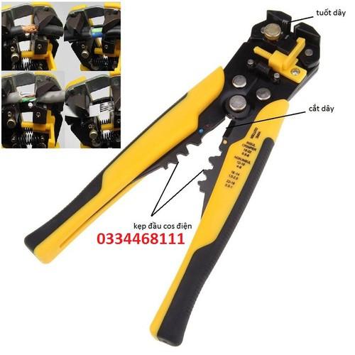 Kìm tuốt dây điện- RFBB2847