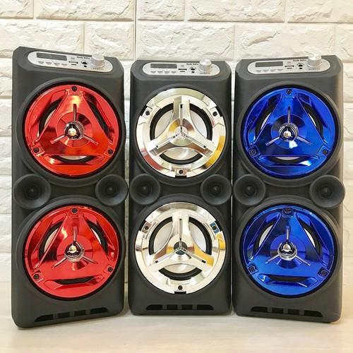 Loa karaoke bluetooth mini giá rẻ RFR-115 led, nghe nhạc hát karaoke hay + Tặng mic - 11326536 , 17419287 , 15_17419287 , 470000 , Loa-karaoke-bluetooth-mini-gia-re-RFR-115-led-nghe-nhac-hat-karaoke-hay-Tang-mic-15_17419287 , sendo.vn , Loa karaoke bluetooth mini giá rẻ RFR-115 led, nghe nhạc hát karaoke hay + Tặng mic