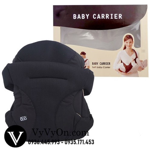 Địu Baby Carrier Boo