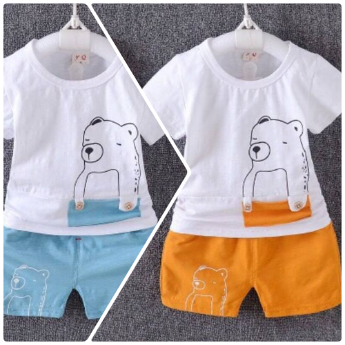 Bộ quần áo cho bé từ 5 đến 19kg - Mẫu 19,20