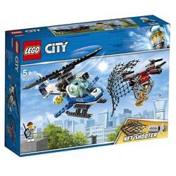 Bộ lắp ráp Truy Bắt Máy Bay Không Người Lái - LEGO City 60207 Drone Chase