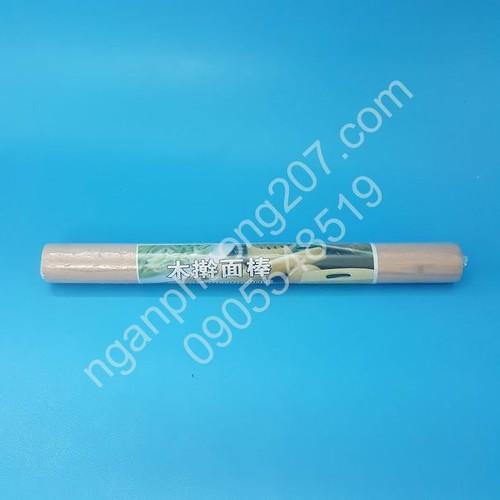 Chày gỗ cán bột, chày lăn bột 27.5cm