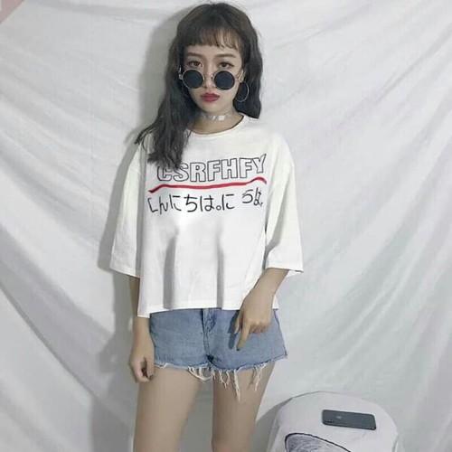 Áo thun -áo thun nữ kiểu