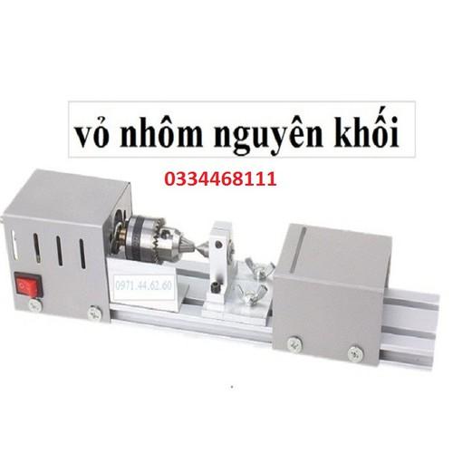Máy tiện gỗ mini-Máy tiện gỗ mini- DFGU8124
