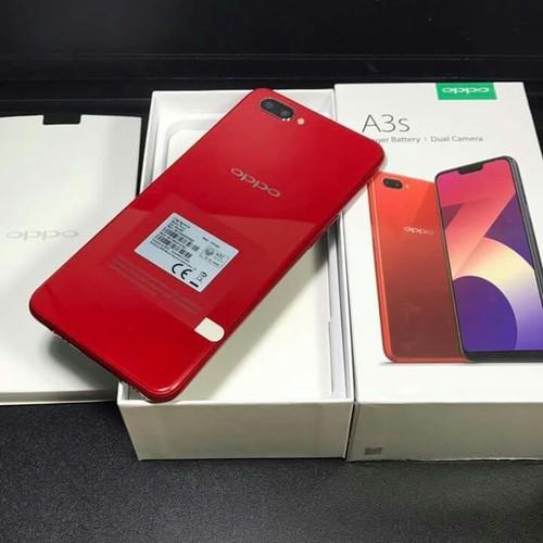 Điện thoại OPPO A3s-16GB - Mới - Hàng chính hãng - Bảo hành 12 tháng toàn quốc - Oppo A3s 16GB