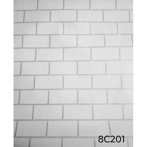 Giấy dán tường 5m2 chưa có keo mã 8C201