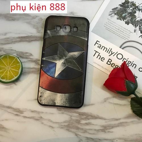 Ốp lưng Samsung Galaxy A8 hình khiên