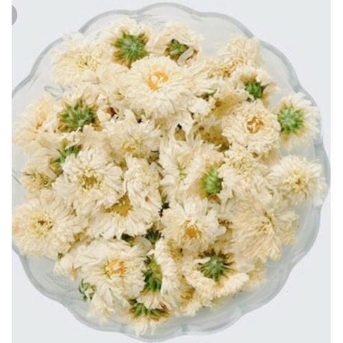 Trà hoa cúc trắng sấy khô nguyên bông - 100gr - 11520611 , 17424563 , 15_17424563 , 69000 , Tra-hoa-cuc-trang-say-kho-nguyen-bong-100gr-15_17424563 , sendo.vn , Trà hoa cúc trắng sấy khô nguyên bông - 100gr