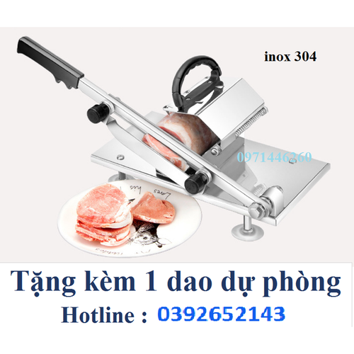 Máy cắt thịt mini-Máy cắt thịt mini- HNQE6440