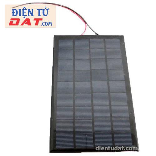 Pin năng lượng mặt trời Solar Panel  9V - 3W