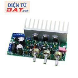 Mạch TDA2050+TDA2030 khuếch đại âm thanh 2.1