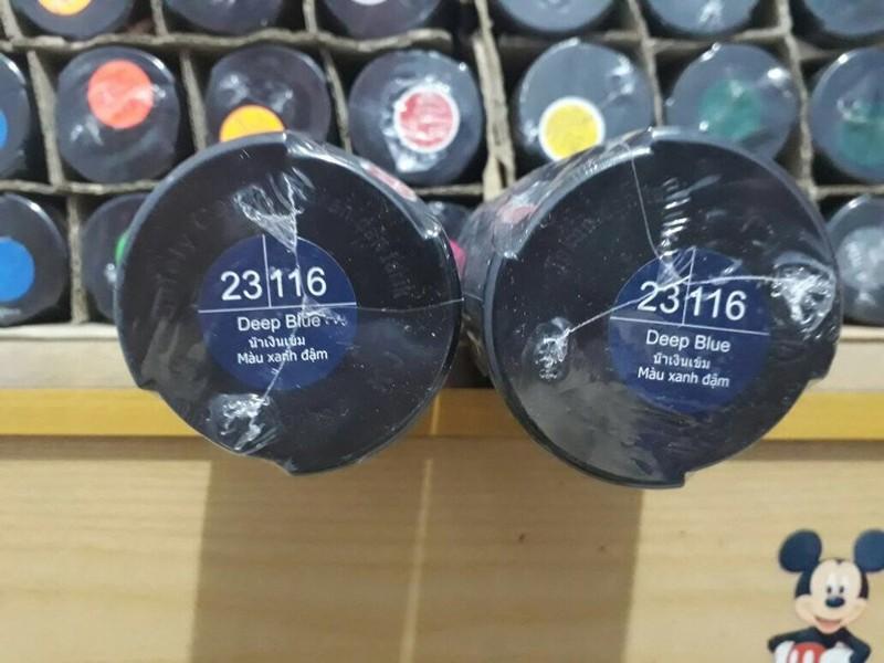 116 _ Chai sơn xịt sơn xe máy Samurai 116 màu xanh dương đậm _ 116 samurai Deep Blue _ shop uy tín, giao nhanh, giá rẻ 9