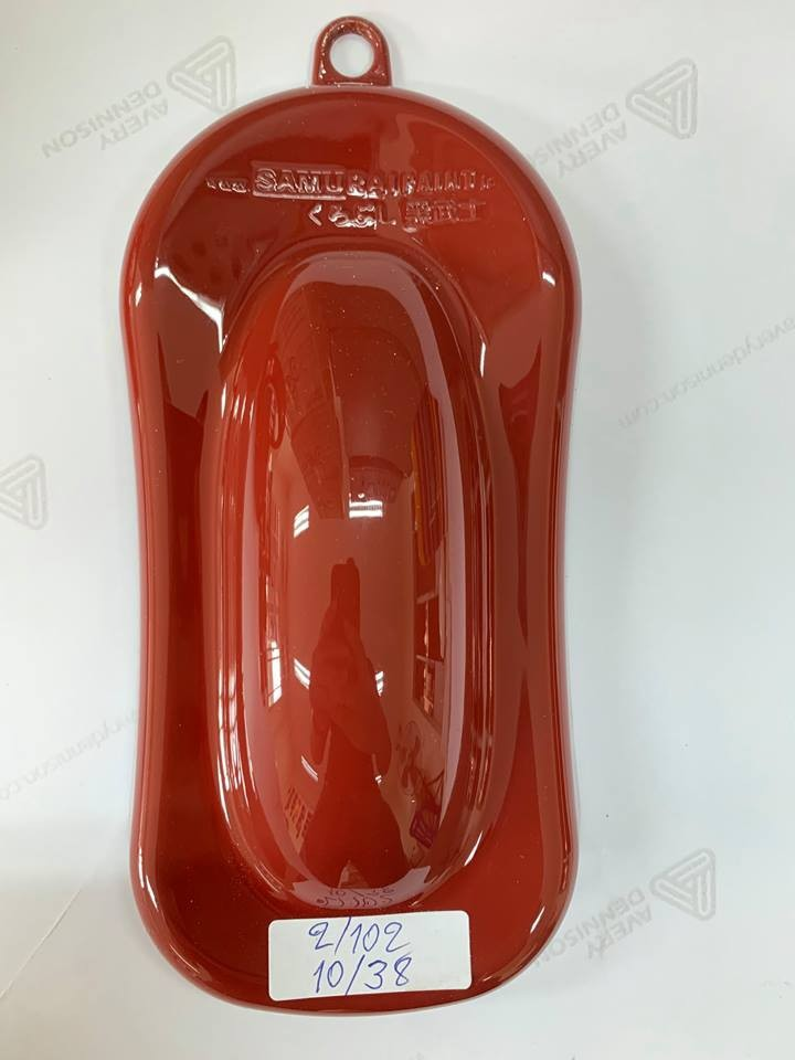 38 _ Chai sơn xịt sơn xe máy Samurai 38 màu hạt dẻ _ Maroon _shop uy tín, giao hàng nhanh, giá rẻ 3