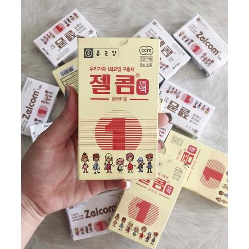 Thuốc tẩy giun Zelcom Hàn Quốc dạng siro cho bé - 11524890 , 17436188 , 15_17436188 , 149000 , Thuoc-tay-giun-Zelcom-Han-Quoc-dang-siro-cho-be-15_17436188 , sendo.vn , Thuốc tẩy giun Zelcom Hàn Quốc dạng siro cho bé