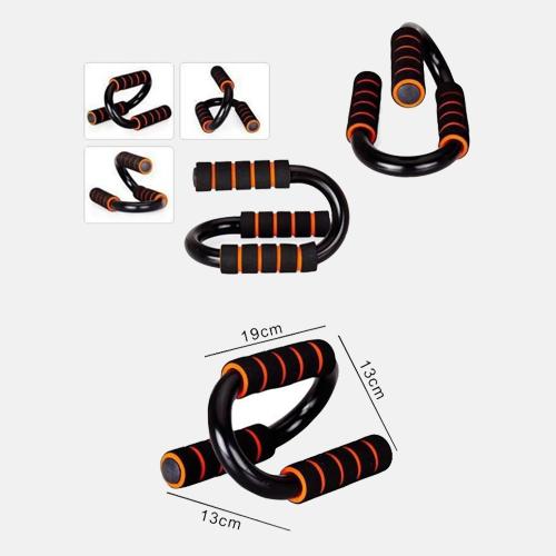 Bộ tập hít đất có mút mềm luyện cơ bắp cho tay chắc khỏe - 4681865 , 17435459 , 15_17435459 , 159000 , Bo-tap-hit-dat-co-mut-mem-luyen-co-bap-cho-tay-chac-khoe-15_17435459 , sendo.vn , Bộ tập hít đất có mút mềm luyện cơ bắp cho tay chắc khỏe