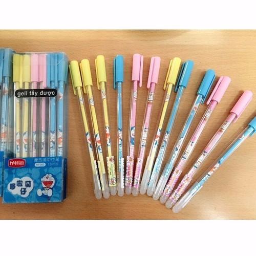 Bộ 12 bút bị tự xóa