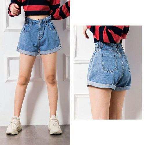 Quần short jean nữ dễ thương - 4875780 , 17438962 , 15_17438962 , 95000 , Quan-short-jean-nu-de-thuong-15_17438962 , sendo.vn , Quần short jean nữ dễ thương