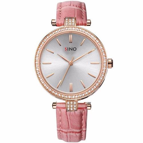 Đồng hồ nữ dây da SINO JAPAN SI8399 đính đá cao cấp - 4874234 , 17433343 , 15_17433343 , 458000 , Dong-ho-nu-day-da-SINO-JAPAN-SI8399-dinh-da-cao-cap-15_17433343 , sendo.vn , Đồng hồ nữ dây da SINO JAPAN SI8399 đính đá cao cấp