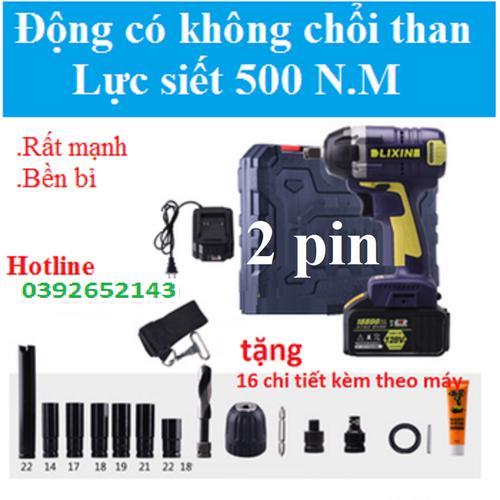 máy mở bulong -2pin RIBY9505