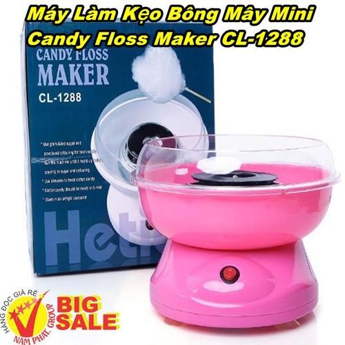 Máy Làm Kẹo Bông Mây Mini Candy Floss Maker CL-1288 - 7553983 , 17434064 , 15_17434064 , 700000 , May-Lam-Keo-Bong-May-Mini-Candy-Floss-Maker-CL-1288-15_17434064 , sendo.vn , Máy Làm Kẹo Bông Mây Mini Candy Floss Maker CL-1288