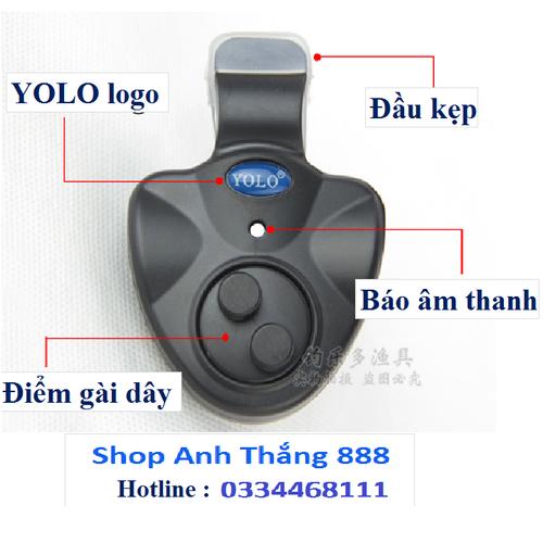 thiết bị báo cá cắn câu- WXYB454