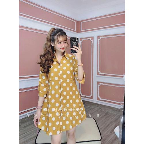 Đầm kate nữ bánh bèo