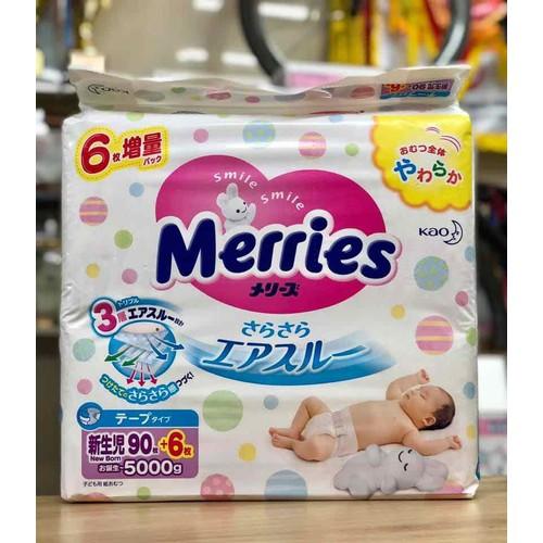 Bỉm Merries Newborn Nhật Bản cộng miếng - 7670574 , 17441920 , 15_17441920 , 380000 , Bim-Merries-Newborn-Nhat-Ban-cong-mieng-15_17441920 , sendo.vn , Bỉm Merries Newborn Nhật Bản cộng miếng
