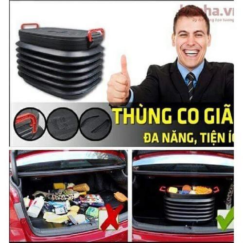 Thùng nhựa gấp gọn trong ô tô - 4682638 , 17439585 , 15_17439585 , 250000 , Thung-nhua-gap-gon-trong-o-to-15_17439585 , sendo.vn , Thùng nhựa gấp gọn trong ô tô