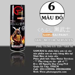 SƠN SAMURAI 6