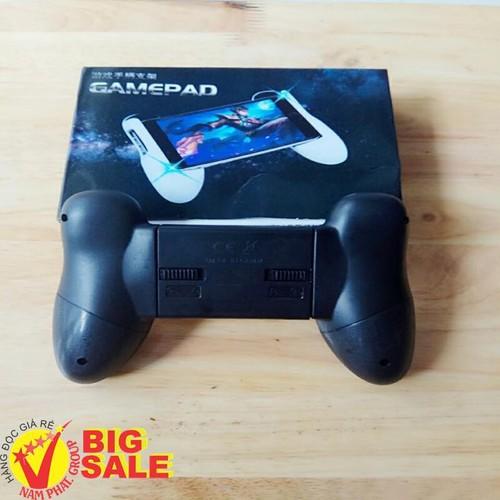 GamePad Tay cầm kẹp điện thoại chơi game tiện lợi - 11523730 , 17432587 , 15_17432587 , 80000 , GamePad-Tay-cam-kep-dien-thoai-choi-game-tien-loi-15_17432587 , sendo.vn , GamePad Tay cầm kẹp điện thoại chơi game tiện lợi